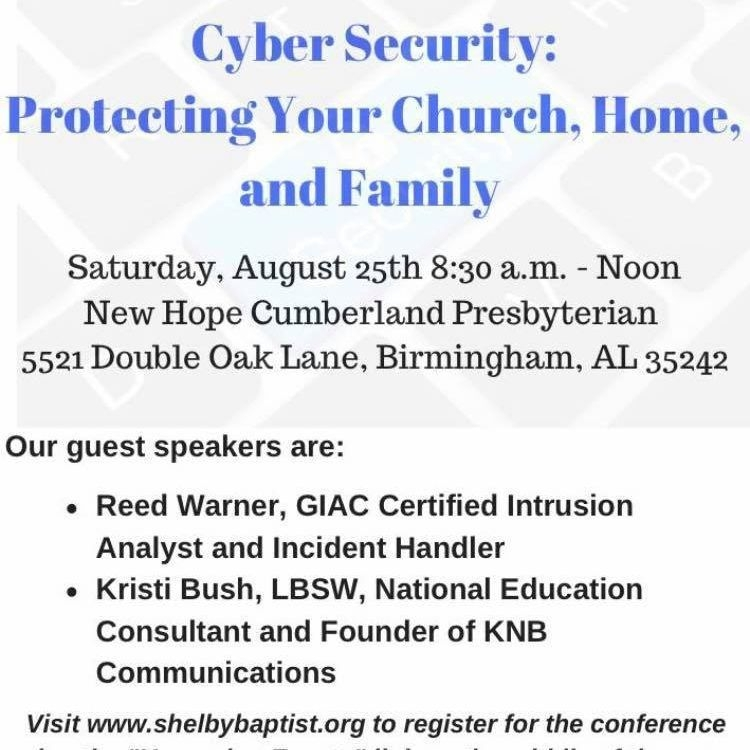 Knb cyber security flyer