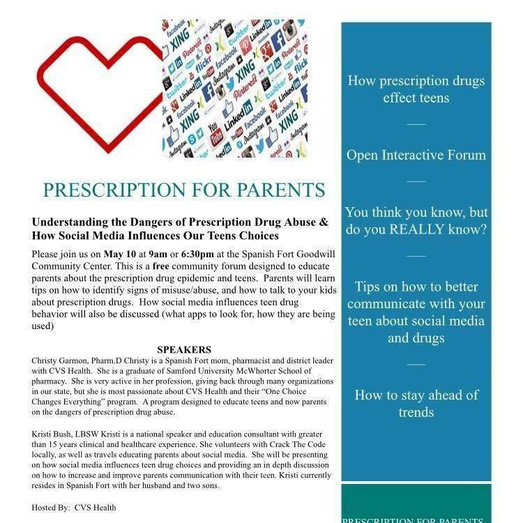 Knb kristi prescription for parents