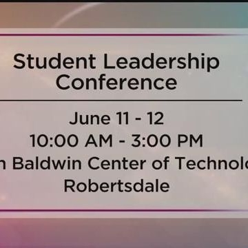Knb student leadership conference
